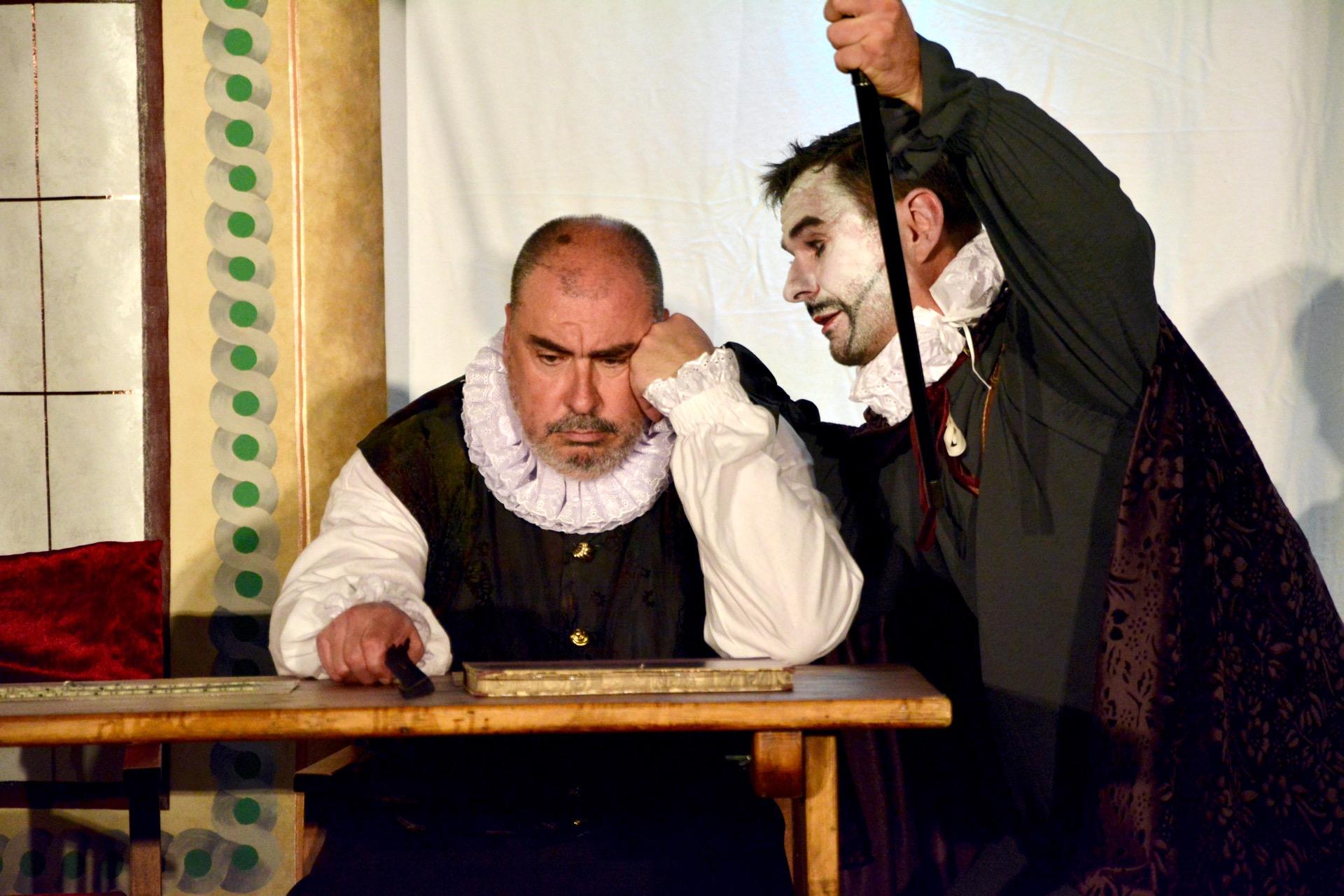 Divadelní představení Poslední sbohem Jakuba Krčína